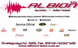 Albion Radio - La Web de Paraná