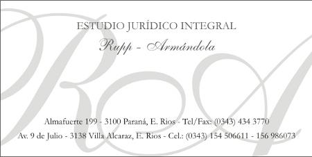 Armandola Andrea Carolina - La Web de Paraná