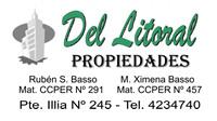 Del Litoral Propiedades - La Web de Paraná