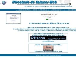 Directorio de Enlaces Web - La Web de Paraná