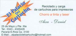 El Palacio del Cartucho - La Web de Paraná