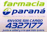 Farmacia Paraná - La Web de Paraná