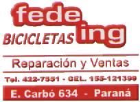 Fede ing Bicicletas - La Web de Paraná