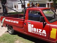 Ibiza Auxilio para motos - La Web de Paraná