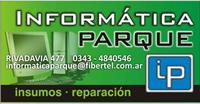 Informática Parque - La Web de Paraná