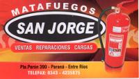 Matafuegos San Jorge - La Web de Paraná