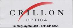 Optica Crillón - La Web de Paraná