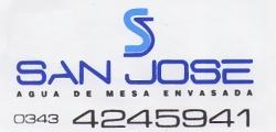 Soda y agua de mesa San José - La Web de Paraná