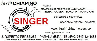 Textil Chiapino - La Web de Paraná