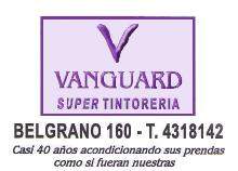 Tintorería Vanguard - La Web de Paraná