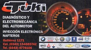 Tuki Electromecánica - La Web de Paraná