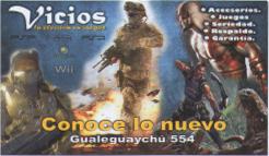 Vicios tu elección en juegos - La Web de Paraná