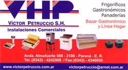 Víctor Petruccio Sh - La Web de Paraná